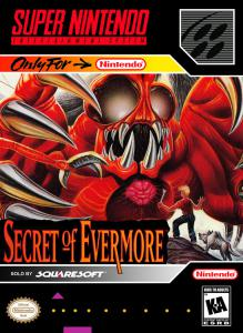 Secret of Evermore (Arcade, 1995 год)