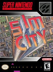 SimCity (Simulation, 1991 год)