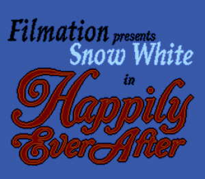 Snow White in Happily Ever After