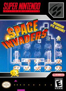 Постер Space Invaders