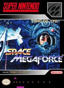 Space Megaforce (Arcade, 1992 год)