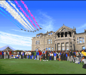 St Andrews: Eikō to Rekishi no Old Course