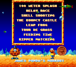 The Super Aquatic Games