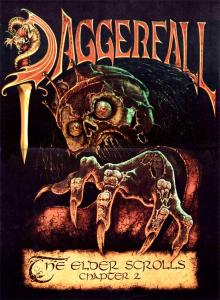 Elder Scrolls, The: Daggerfall (Role-Playing, 1996 год)