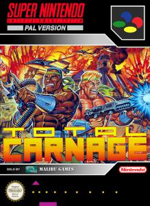 Total Carnage (Arcade, 1993 год)