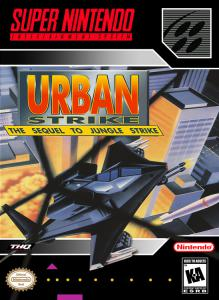 Urban Strike (Arcade, 1995 год)
