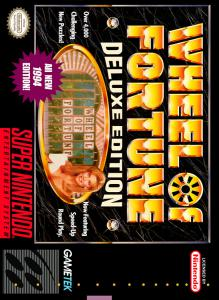 Wheel of Fortune: Deluxe Edition (Strategy, 1994 год)