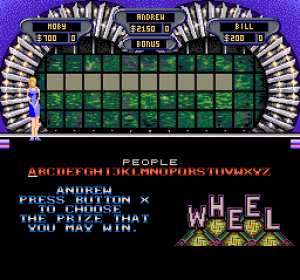 Wheel of Fortune: Deluxe Edition