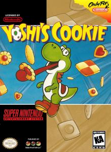 Yoshi's Cookie (Strategy, 1993 год)