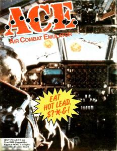 ACE: Air Combat Emulator (Simulation, 1986 год)