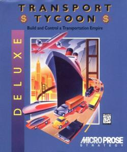 Transport Tycoon Deluxe (Simulation, 1995 год)