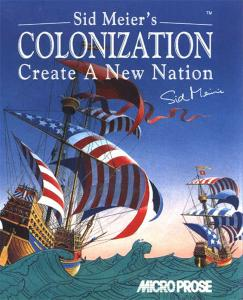 Постер Sid Meier's Colonization