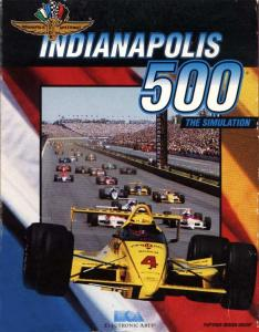 Indianapolis 500: The Simulation (Racing, 1989 год)