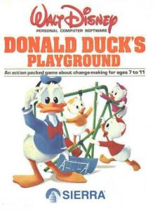 Постер Donald Duck's Playground