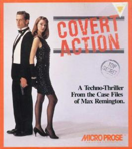 Sid Meier's Covert Action (Adventure, 1990 год)