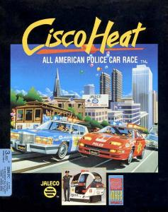 Постер Cisco Heat: All American Police Car Race