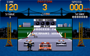 Cisco Heat: All American Police Car Race
