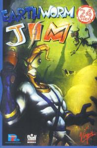 Постер Earthworm Jim