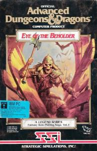 Eye of the Beholder (Role-Playing, 1991 год)