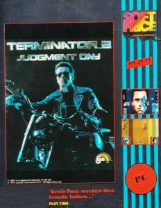 Постер Terminator 2: Judgment Day
