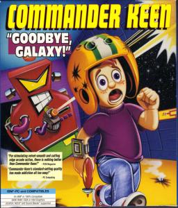 Commander Keen 4: Secret of the Oracle (Arcade, 1991 год)