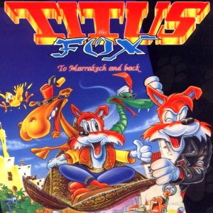 Titus the Fox: To Marrakech and Back (Arcade, 1992 год)