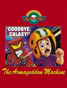 Постер Commander Keen 5: The Armageddon Machine
