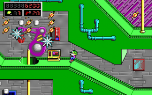 Commander Keen 5: The Armageddon Machine