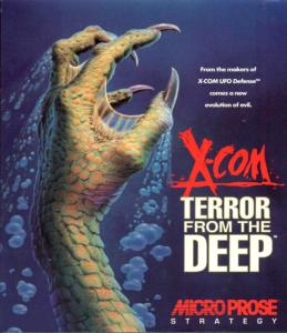 X-COM: Terror from the Deep (Strategy, 1995 год)