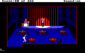 Leisure Suit Larry: in the Land of the Lounge Lizards