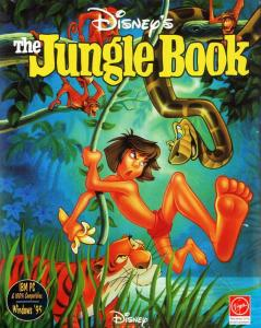 Постер Walt Disney's The Jungle Book