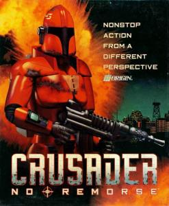 Постер Crusader: No Remorse