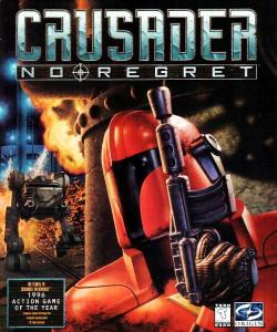 Постер Crusader: No Regret