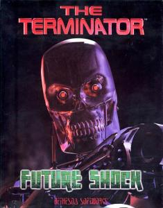 Постер Terminator: Future Shock, The