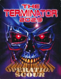 Постер Terminator 2029: Operation Scour, The