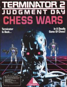 Постер Terminator 2: Judgment Day - Chess Wars