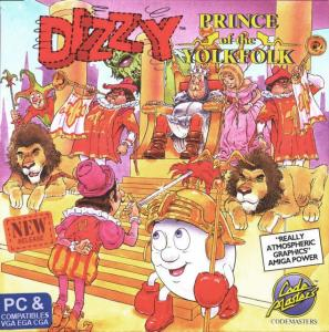 Dizzy - Prince of the Yolkfolk (Arcade, 1993 год)
