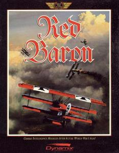Постер Red Baron