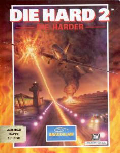 Die Hard 2: Die Harder (Arcade, 1992 год)