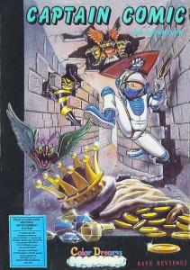 Adventures of Captain Comic, The (Arcade, 1988 год)