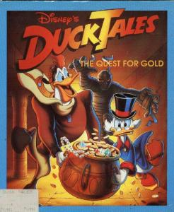 Disney's Duck Tales: The Quest for Gold (Arcade, 1990 год)