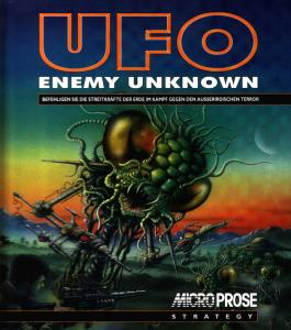 X-COM: UFO Enemy Unknown - русская версия (Strategy, 1994 год)