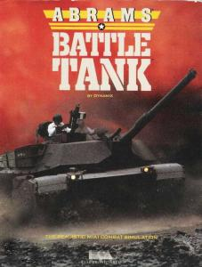 Постер Abrams Battle Tank для DOS