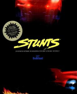 Stunts - 4D Sports Driving (Racing, 1990 год)