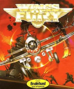 Постер Wings of Fury