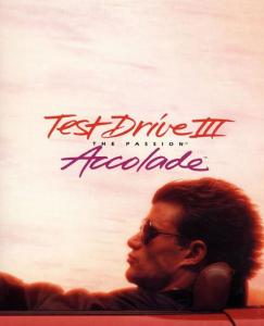 Test Drive 3: The Passion (Racing, 1990 год)