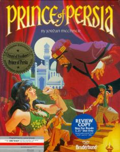 Prince of Persia (Arcade, 1990 год)
