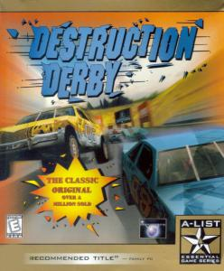 Постер Destruction Derby